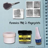 Forensics PNG 2: Fingerprints by Machii-csi