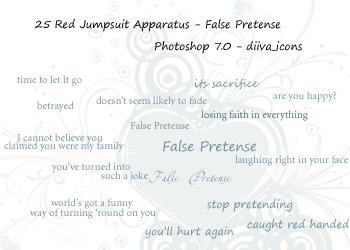 25 False Pretense brushes by twistedswanton