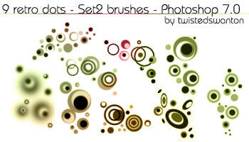 twistedswanton_retrodots_set2 by twistedswanton