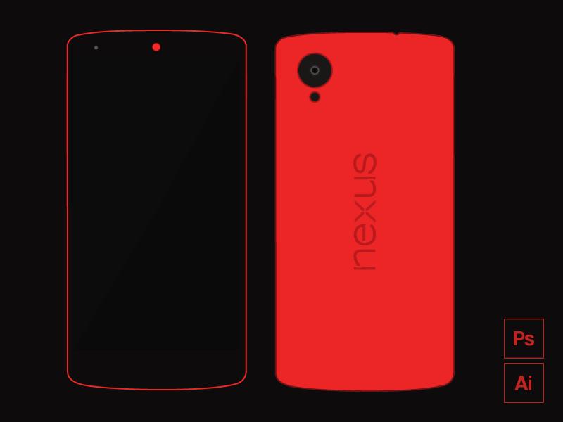 [FREEBIE]Nexus 5 by Rasvob
