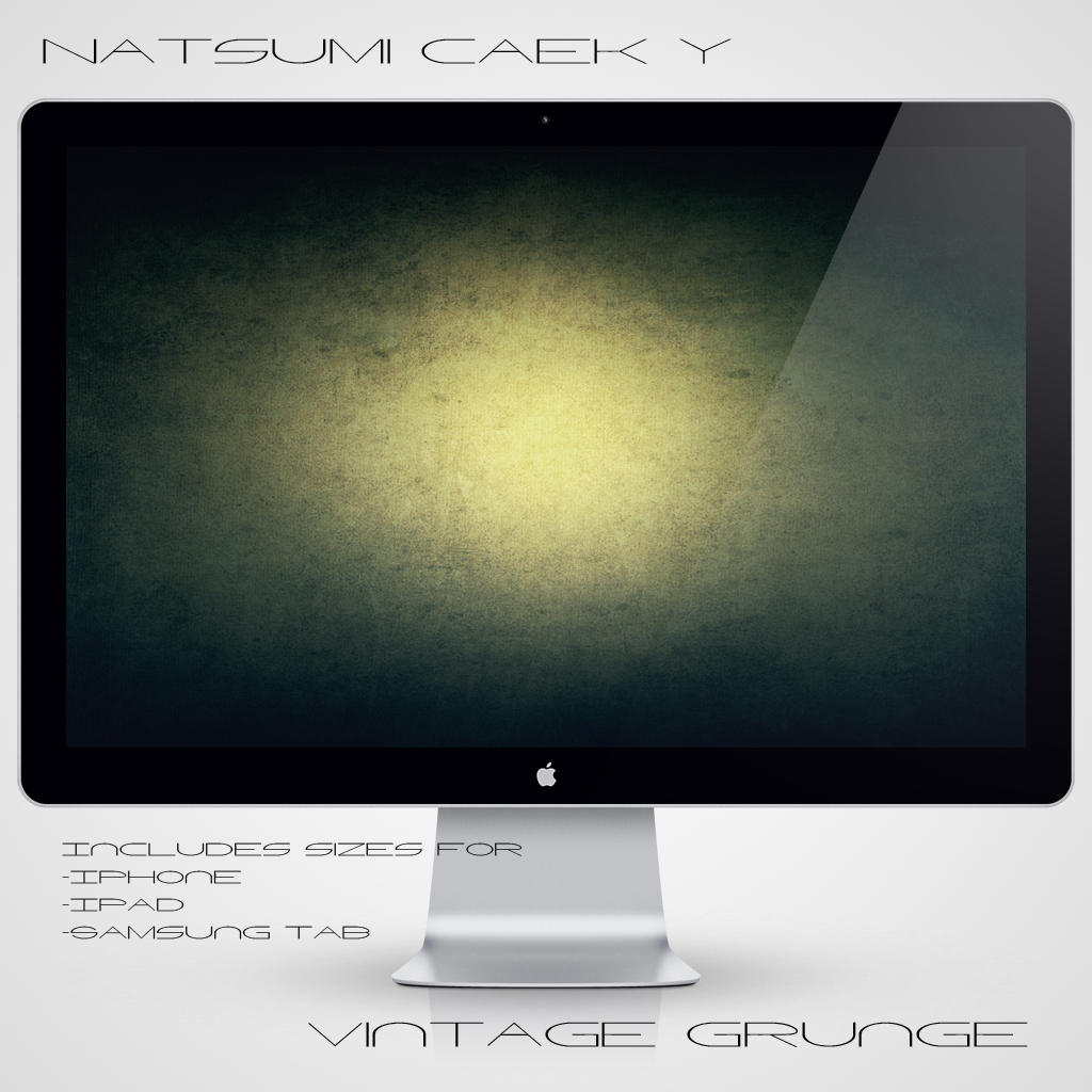 Vintage Grunge by Natsum-i