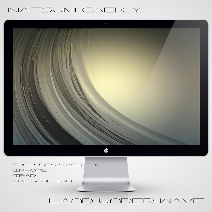 Land Under Wave by Natsum-i