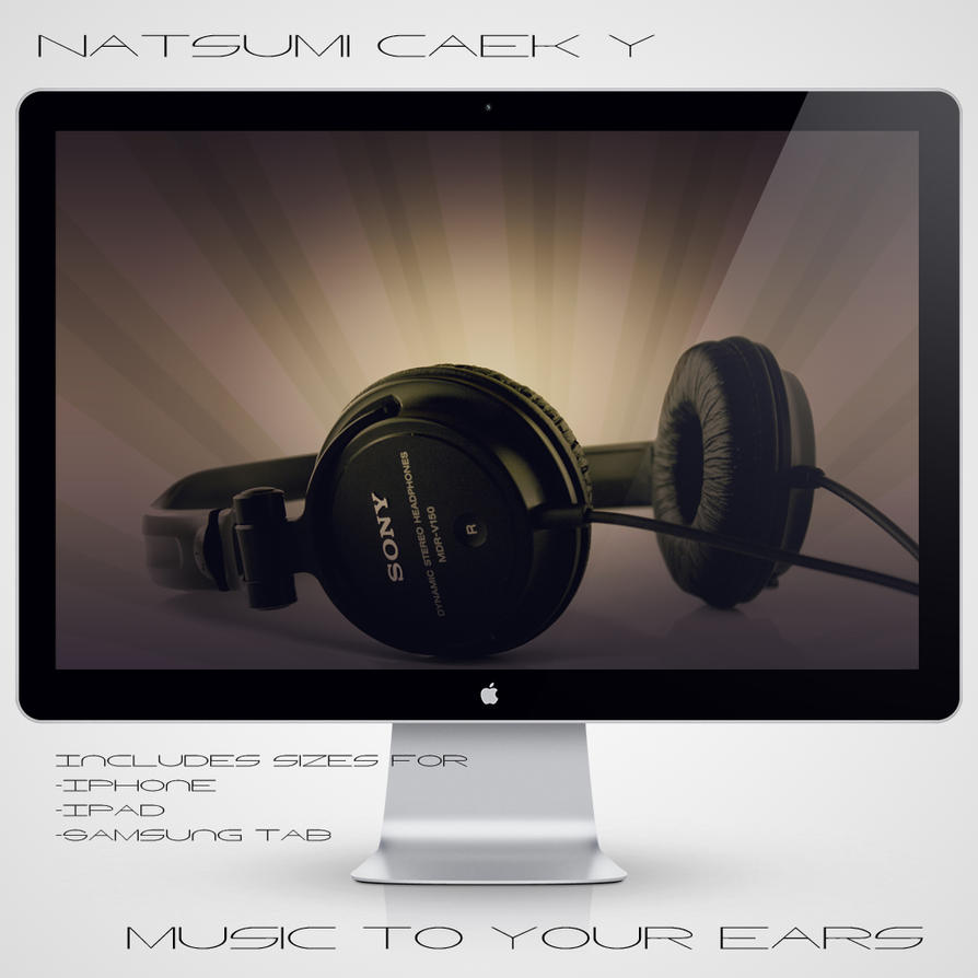 Music to your Ears by Natsum-i