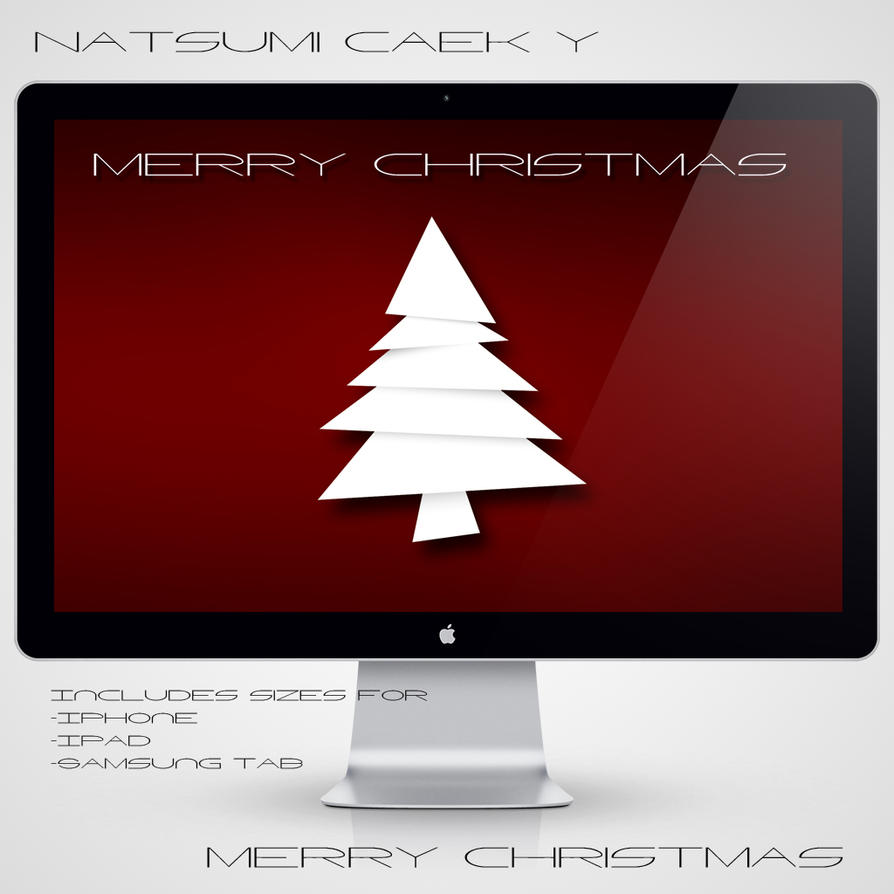 Merry Christmas by Natsum-i