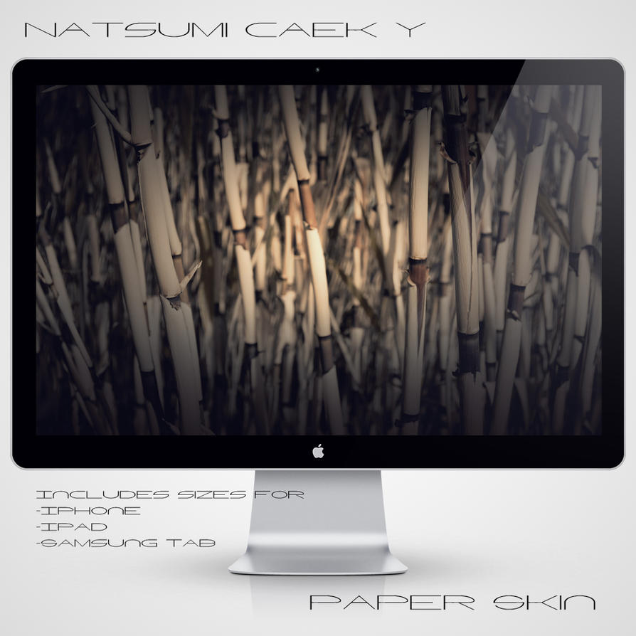 Paper Skin by Natsum-i
