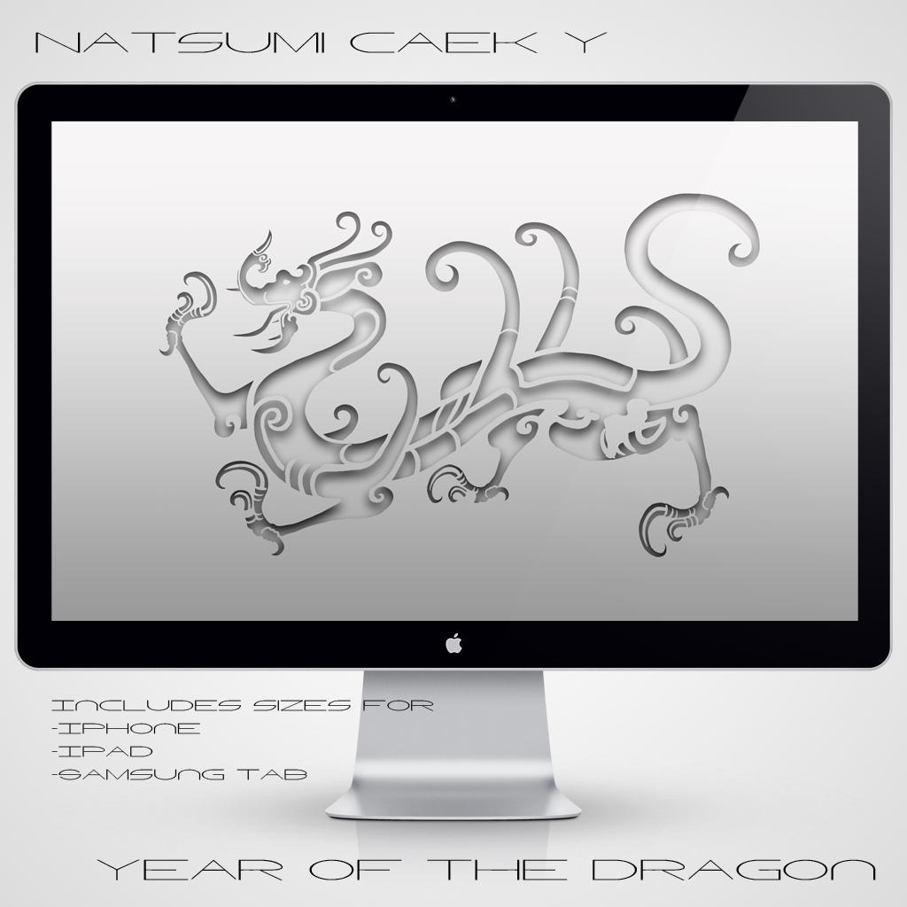 Year of the Dragon by Natsum-i