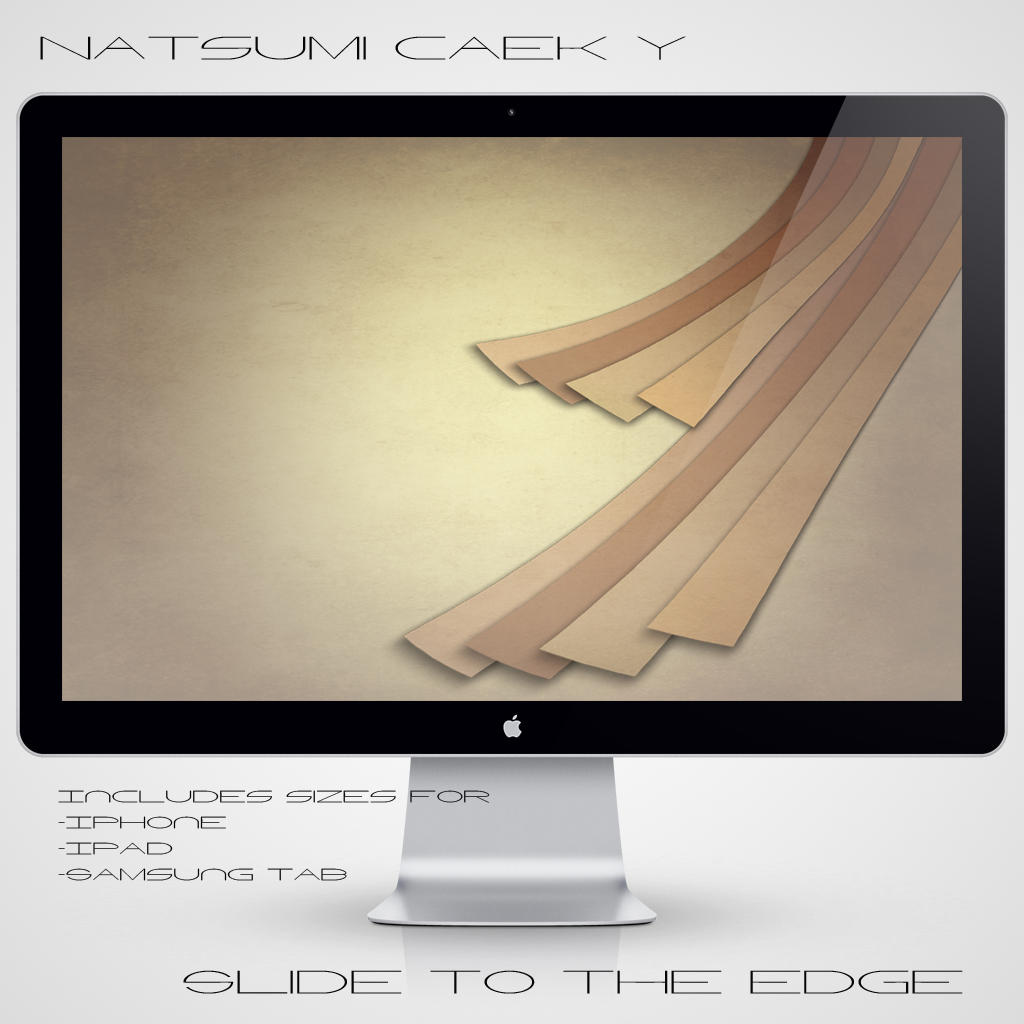 Slide to the Edge by Natsum-i