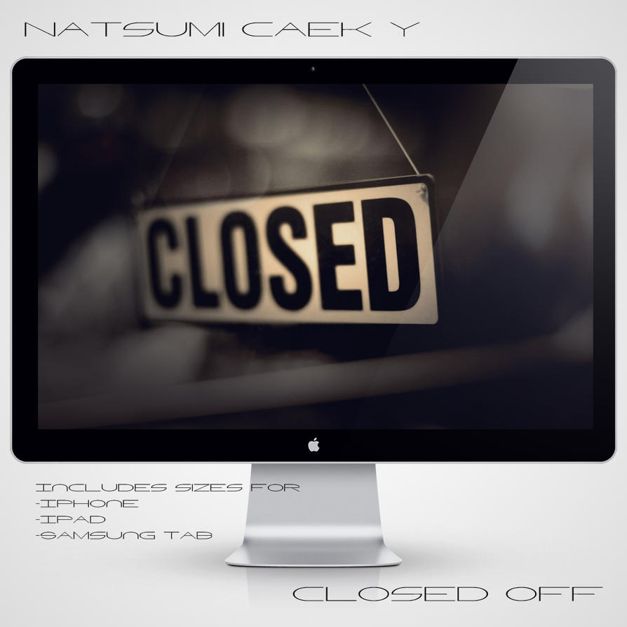 Closed Off by Natsum-i