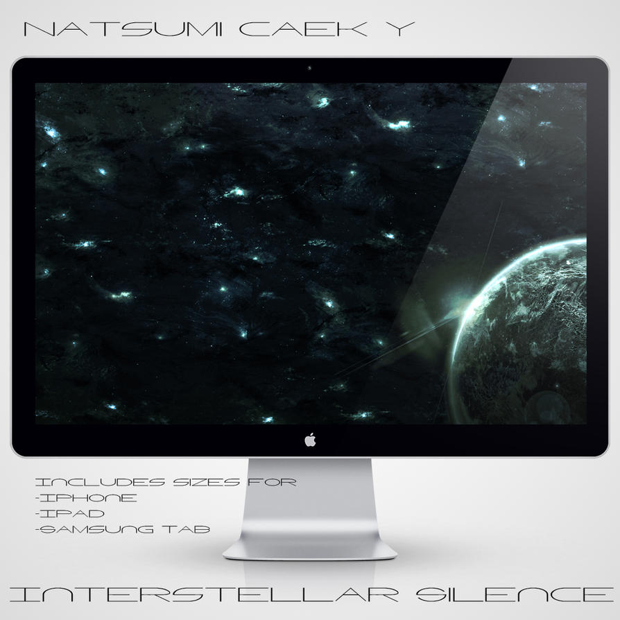 Interstellar Silence by Natsum-i