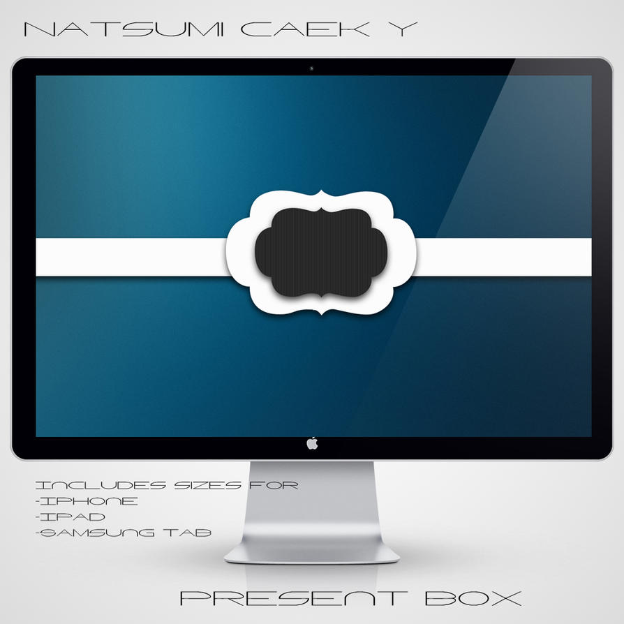 Present Box by Natsum-i