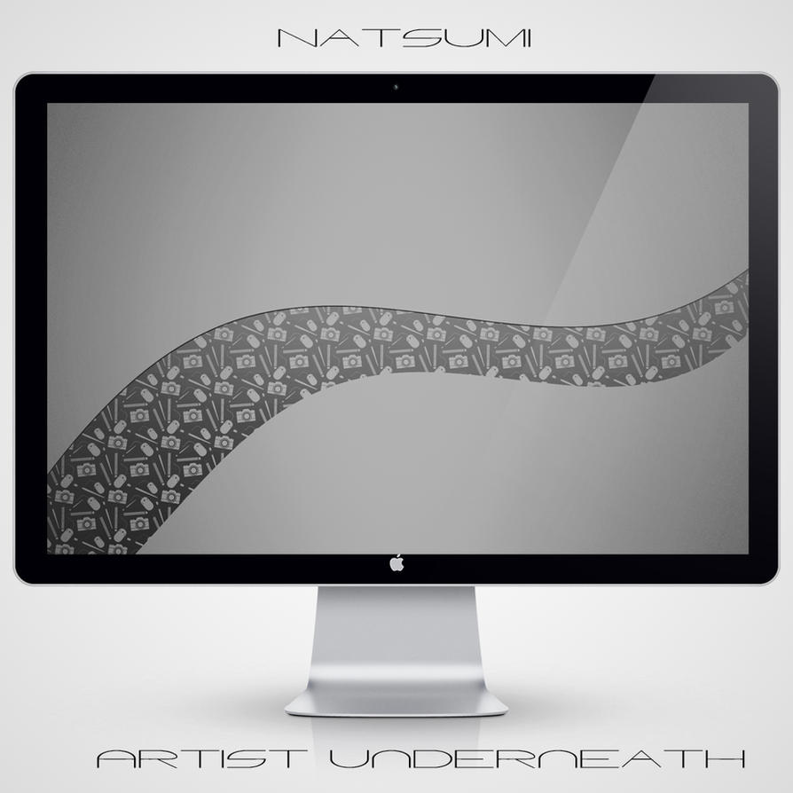 Artist Underneath by Natsum-i