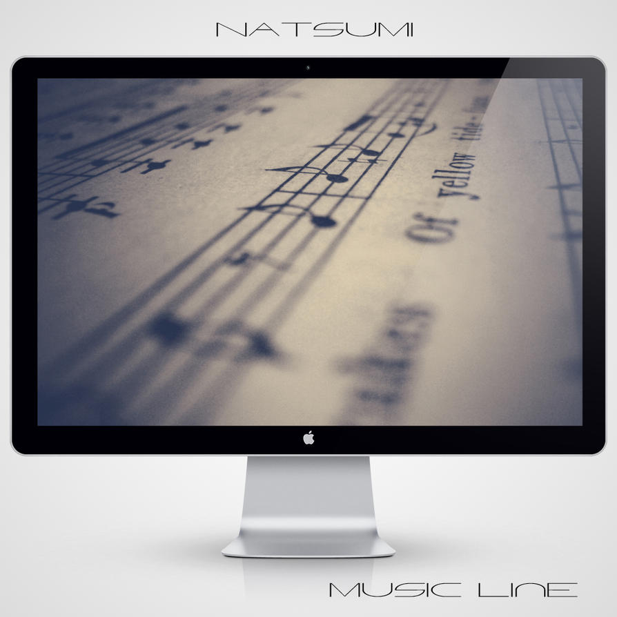 Music Line by Natsum-i