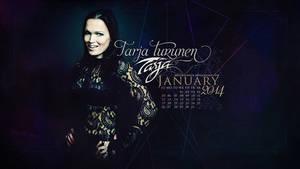 Tarja Turunen ~JANUARY 2014