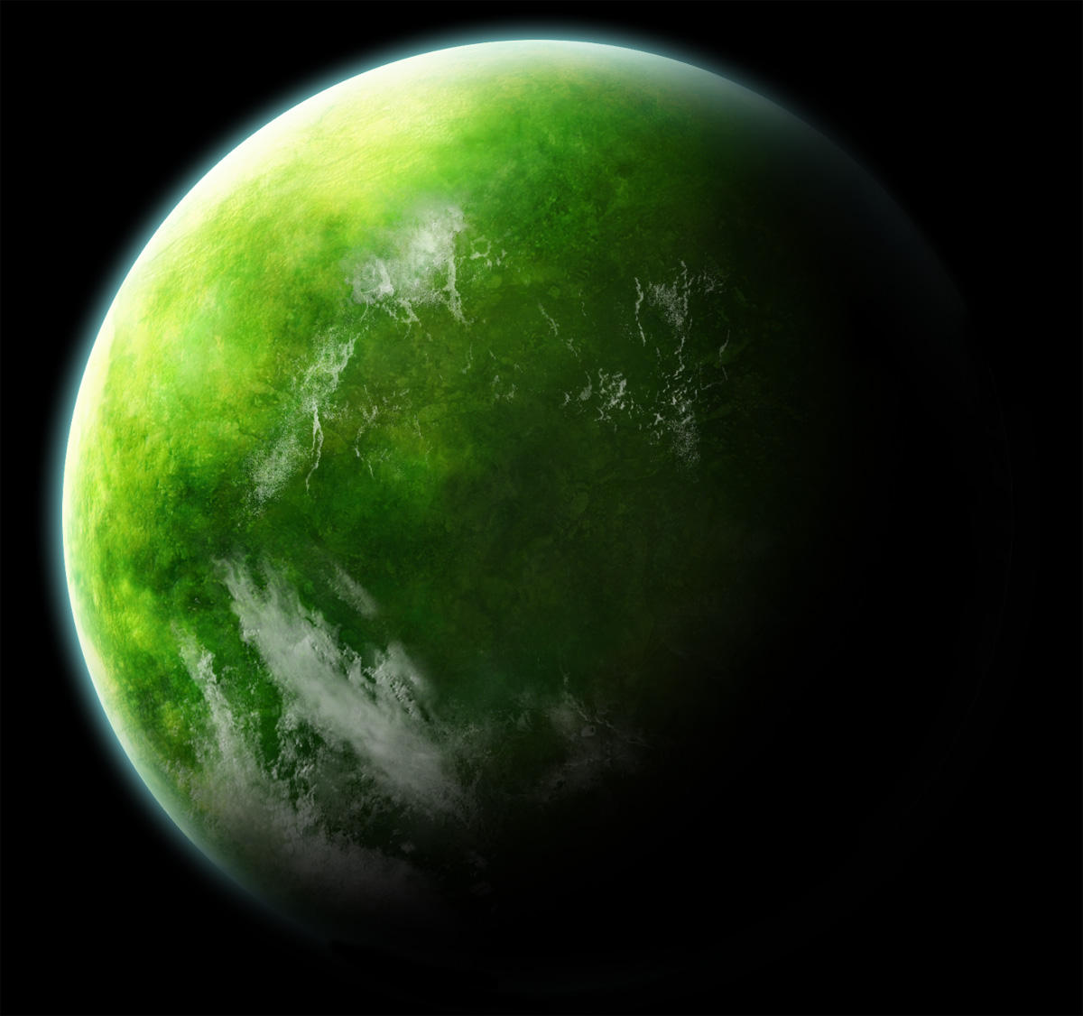 Grass Planet Resource by Gileryd