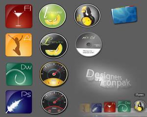 Designers Iconpack mac osx