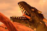 Movie: Dragon swallow feet (!8MB)