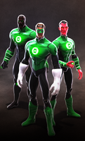 GL New 52 Texture for roguepilot s suit
