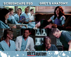 [PSD O1] ~  Grey's Anatomy Screencaps
