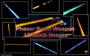 Phaser Energy Beam Stock by Euderion
