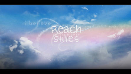 Reach for the Higher Skies: Animated by Axection