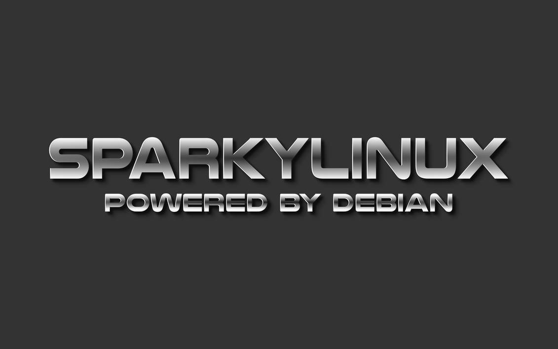 Sparkylinux artwork by Ivanmladenovi on DeviantArt