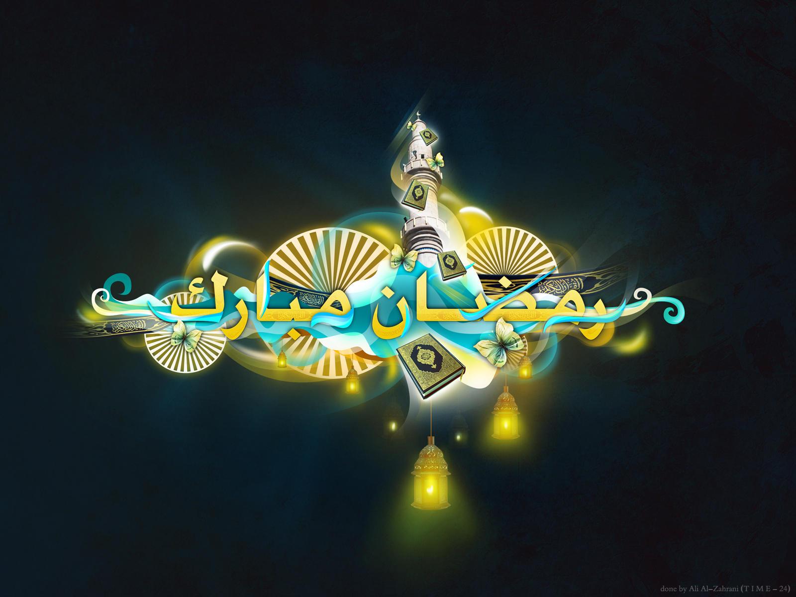 أجمل خلفيات شهر رمضان المبارك 2014 بجودة HD حصريا على منتديات إبداع Ramadan_Mubarak_by_TIME_24