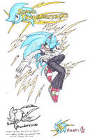 Sonic Thunderstrike: Part 1 by Feniiku