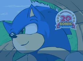 Sonic20th: Endless Possibility by Feniiku