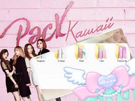 #~Pack Kawaii~Descarga libre/Free download by ISirensDesigns