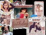 ~.Happy Birthday Selena Gomez by ISirensDesigns