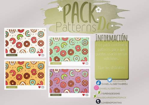 Resource 36 ~ Doughnuts {Patterns}