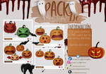 Resource 58 ~ Pumpkin Spice {Png's}