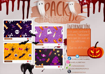 Resource 66 ~ Trick Or Treat {Patterns}