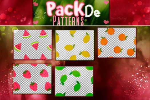 Resource 88 ~ Watermelon Sugar {Patterns}