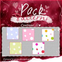 ~.Pack de Patterns #30 by ISirensDesigns