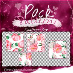 ~.Pack de Patterns #31 by ISirensDesigns