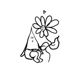 The carrot and the flower Animation