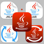 iOS 7/8 style icons for Java