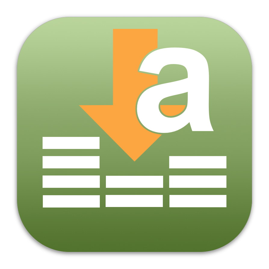 iOS style Amazon Downloader by ChilliTrav on DeviantArt