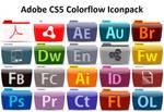 Adobe CS5 Colorflow Iconpack