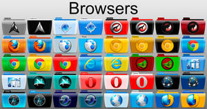 Browsers Colorflow