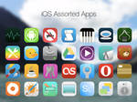 Assorted iOS7 / iOS8 Icons for OS X