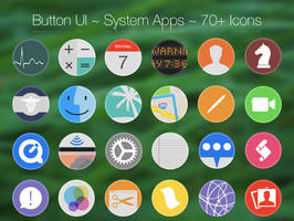 Button UI ~ System Icons