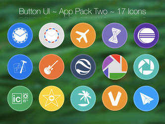 Button UI ~ App Pack Two by BlackVariant