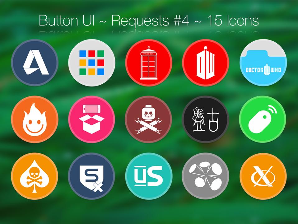 Button UI ~ Request #4
