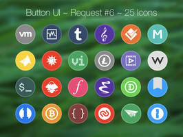Button UI ~ Requests #6 by BlackVariant