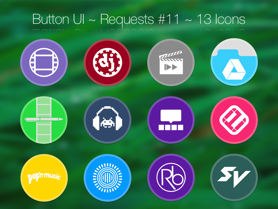 Button UI ~ Requests #11
