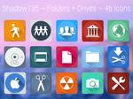 Shadow135 ~ Folders + Drives Icons