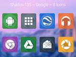 Shadow135 ~ Google Icons