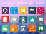 Shadow135 ~ Apple Pro + Paid